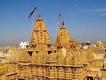 Jain świątynia w India, Jainism obraz stock
