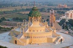 Jain висок на равнине Стоковое Изображение
