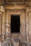 Jain висок, Khajuraho. Стоковые Изображения