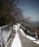 Jain гора Стоковые Фото