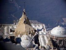 Jain derasar Arkivbild
