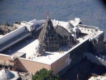 Jain derasar girnar junagadh Royaltyfri Foto