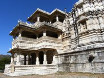 Jain faith temple Stock Photography