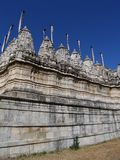 Jain faith temple Royalty Free Stock Photography