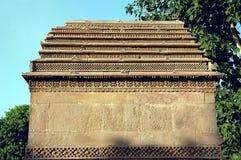 jain tempel för ahmadabadhatheesinh Royaltyfri Fotografi