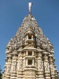 jain tempeltorn Royaltyfri Fotografi