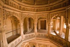 Jain temple of amar sagar Stock Photos