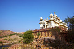 Jain temple in India Royalty Free Stock Images