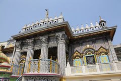 Jain Temple, Kolkata, West Bengal, India Royalty Free Stock Photography
