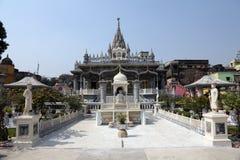 Jain Temple, Kolkata, West Bengal, India Stock Photography