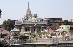 Jain Temple in Kolkata, West Bengal, India Royalty Free Stock Photo