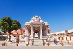 Jain Temple, Mandu Stock Images