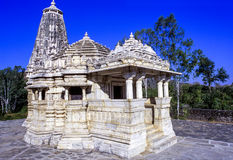 Jain Temple Rajasthan India Royalty Free Stock Photo