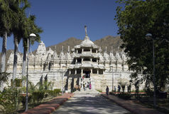 Jain Temple - Ranakpur - India Royalty Free Stock Photo