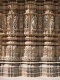 Jain Temple,Ranakpur,India Stock Image