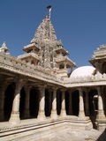 Jain Temple,Ranakpur,India Stock Photos