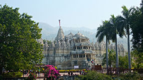 Jain Temple at Ranakpur, India Stock Photos