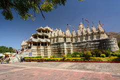 Free Jain Temple. Ranakpur. Rajasthan. India Royalty Free Stock Images - 52105169