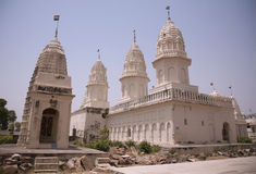 Jain temple - Shantinath  temple Royalty Free Stock Images