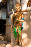 Jain Temple Statue royalty free stock photo