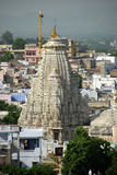 Jain temple in Udaipur, Rajasthan Royalty Free Stock Photography