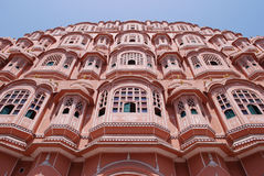 Jaipur. India, town Jaipur, one of the main landmarks of country Royalty Free Stock Photos