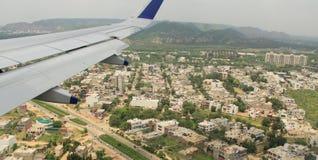 Jaipur Aerial View Stock Image
