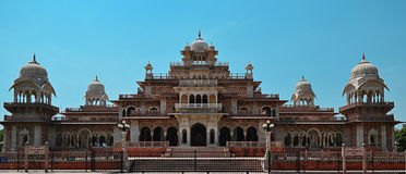 Jaipur- Albert Hall Museum Stock Photo
