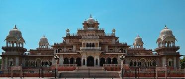 Jaipur Albert Hall muzeum Zdjęcie Stock