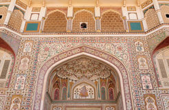 Jaipur , Amber Fort, India Royalty Free Stock Images