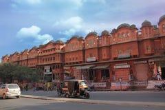 Jaipur - a cidade cor-de-rosa Fotografia de Stock Royalty Free