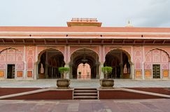 Jaipur City Palace Royalty Free Stock Image