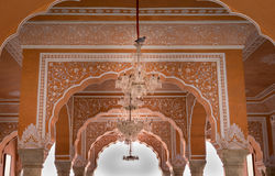 Jaipur City Palace Stock Photography
