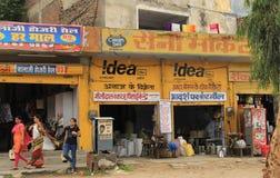 Jaipur City Shops Stock Photos