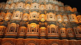 Jaipur dziedzictwa hawa mehal fotografia royalty free
