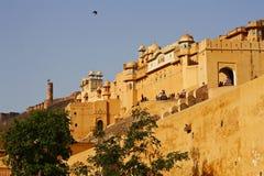Jaipur fort India Zdjęcie Royalty Free