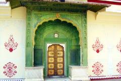 Jaipur gate Royalty Free Stock Image
