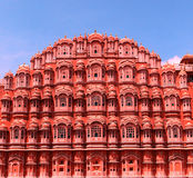 Jaipur Hawa Mahal Zdjęcie Royalty Free