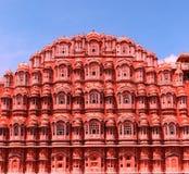 Jaipur Hawa Mahal fotografia stock libera da diritti