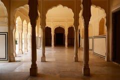 Jaipur Hawa Mahal Stockbild