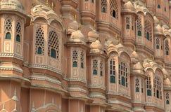Jaipur Hawal mahal Imagenes de archivo