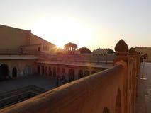 Jaipur hawamahel Royalty Free Stock Photos