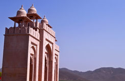 Jaipur iconic architecture, Rajasthan India Royalty Free Stock Photos