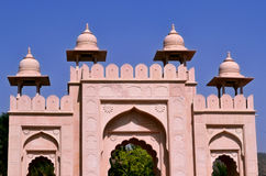 Jaipur iconic architecture, Rajasthan India Royalty Free Stock Photo