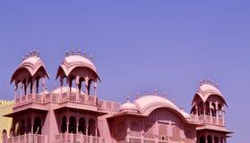Jaipur iconic architecture, Rajasthan India Stock Photos
