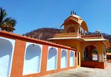Jaipur iconic architecture, Rajasthan India Stock Photo