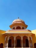 Jaipur iconic architecture, Rajasthan India Stock Images