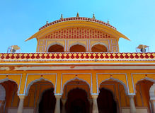 Jaipur iconic architecture, Rajasthan India Royalty Free Stock Images
