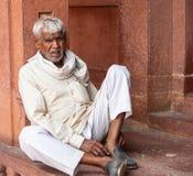 Jaipur, India, Dzienne sceny lokalni ludzie obraz royalty free
