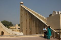 Jaipur, India - novembro 2011 Imagens de Stock